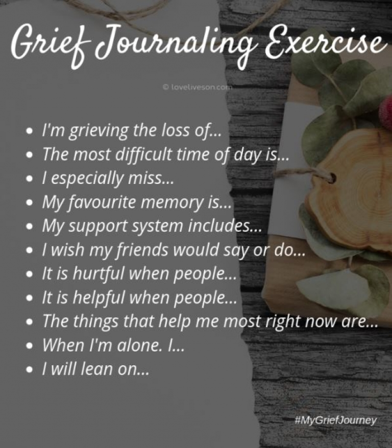 2020-06-08 08_44_07-Grief Journaling Prompts – thelifeididntchoose